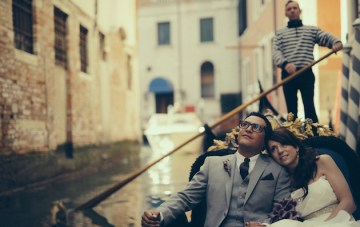 Romantic Elopement in Venice