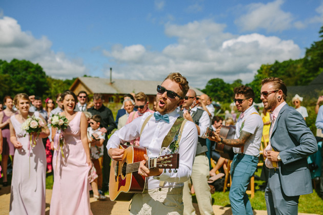 Song For A Wedding Ceremony: How To Make Your Wedding Ceremony Special For You And Your