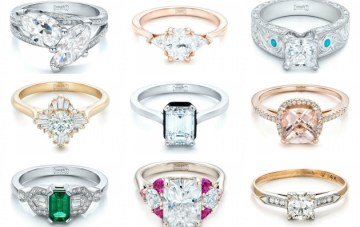 Editor's Choice: Our 10 Favourite Engagement Rings from Joseph Jewelry