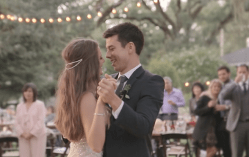 This Romantic Wedding Film Will Make You Smile