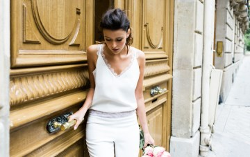 So Cool & Super Chic; Sophie Sarfati Wedding Dress Collection 2016