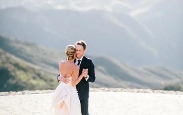 A Malibu Wedding That's Both Elegant & Epic