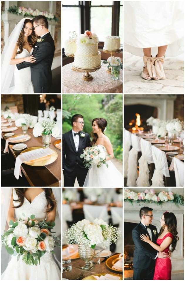 Beautiful Lake House Wedding (Organised In Four Months