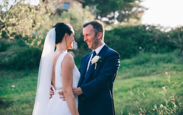Fun, Relaxed and Elegant Destination Wedding in Tuscany