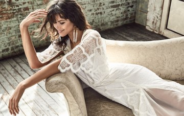 Cool, Sexy, Modern: Blanc by Grace Loves Lace Wedding Dress Collection