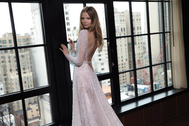 7f4a79ee4e76 Berta Wedding Dress Collection World Exclusive | Fall Winter 2016 |  Magdalena Frackowiak | Bridal Musings