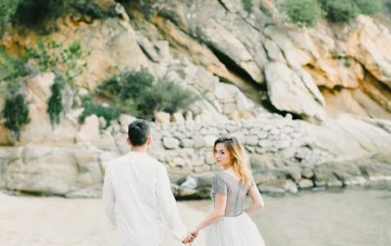 Dreamy Spanish Destination Wedding Inspiration