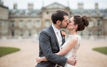 Elegant Country House Wedding in England