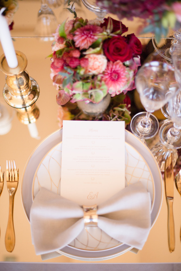 20 Cool Napkin Ideas For Your Wedding