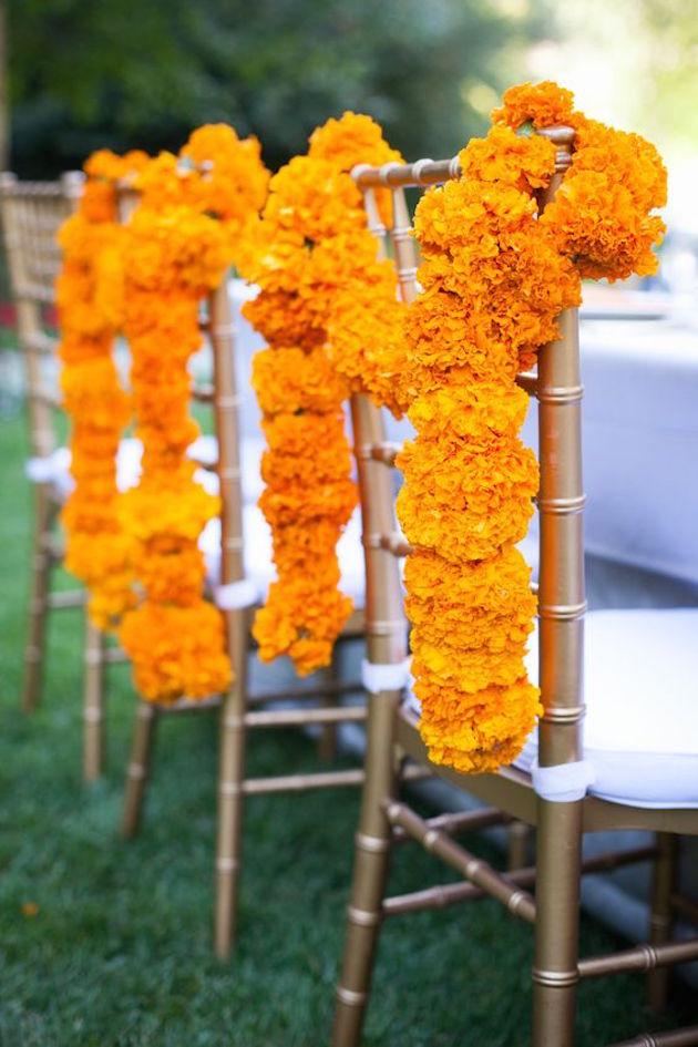 Gorgeous Chair Ideas for Weddings | Bridal Musings Wedding Blog 12