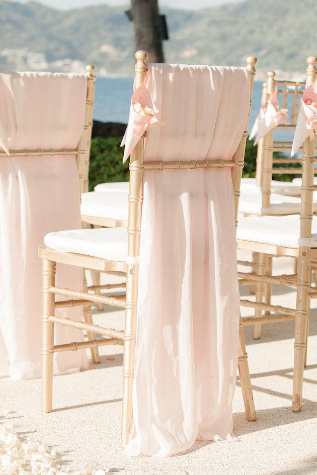 Gorgeous Chair Ideas for Weddings | Bridal Musings Wedding Blog 23 & 32 Gorgeous Chair Ideas for Weddings