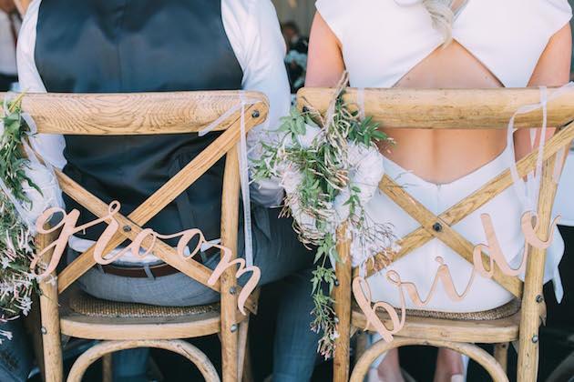Gorgeous Chair Ideas for Weddings | Bridal Musings Wedding Blog 33