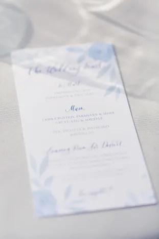 Gorgeous China Blue Wedding | Sarah Gawler | Knot & Pop | Bridal Musings Wedding Blog 10