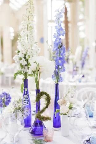 Gorgeous China Blue Wedding | Sarah Gawler | Knot & Pop | Bridal Musings Wedding Blog 7