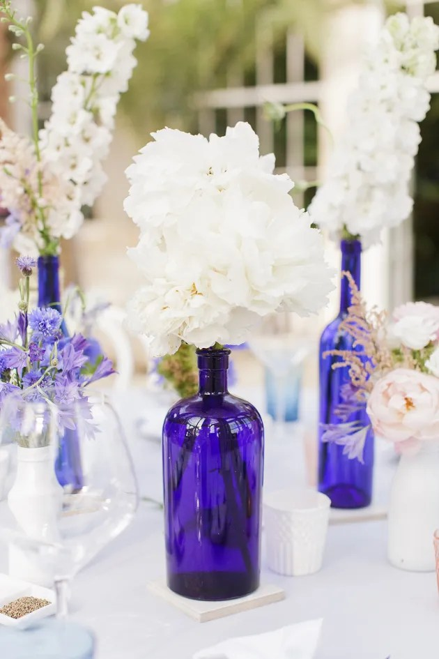 Gorgeous China Blue Wedding | Sarah Gawler | Knot & Pop | Bridal Musings Wedding Blog 8