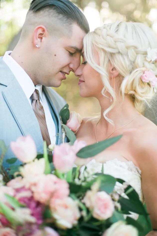 Super Pretty Garden Wedding Inspiration | Emi Fujii Photography | Weddings by Katlin | Bridal Musings Wedding Blog 16