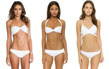 5fd3c6393ff1e 40 Chic White Bikinis For Your Honeymoon (Or Holiday)