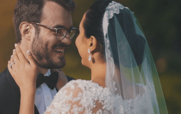 Romantic Destination Wedding Film in a French Castle