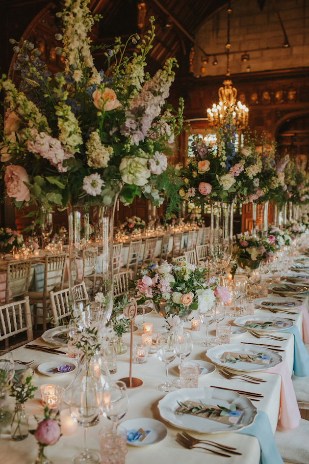 Elegant, Luxurious, And Entirely Pretty London Wedding