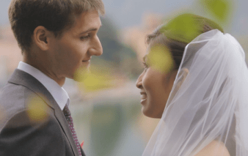 Intimate & Romantic Elopement Film in Italy