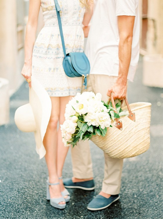 Photo by Ashley Ludaescher via Bridal Musings