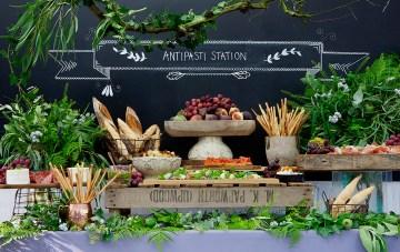 Antipasti Station