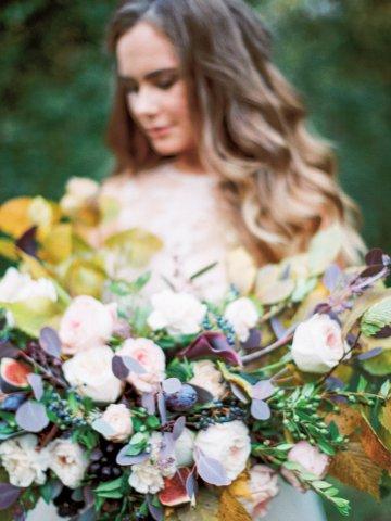 Autumnal Wedding Inspiration by Olga Siyanko 40