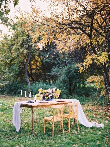 Autumnal Wedding Inspiration by Olga Siyanko 7