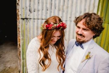 Barn Wedding in Ireland by Navyblur Photography 42