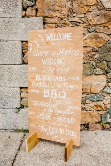 Barn Wedding in Ireland by Navyblur Photography 7