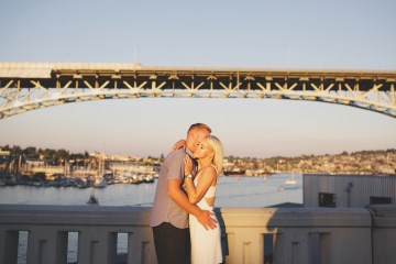Cool Seattle Wedding by Claire Eliza Photography 1