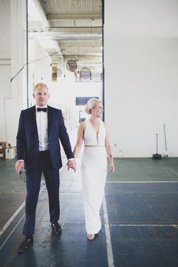 Cool Seattle Wedding by Claire Eliza Photography 11