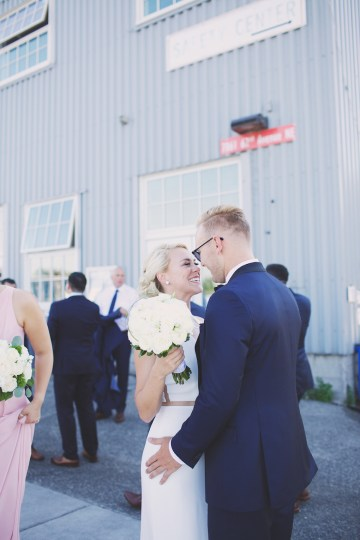 Cool Seattle Wedding by Claire Eliza Photography 13