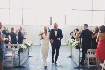 Cool Seattle Wedding by Claire Eliza Photography 31