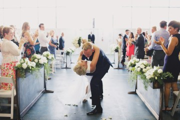Cool Seattle Wedding by Claire Eliza Photography 32