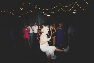 Cool Seattle Wedding by Claire Eliza Photography 49