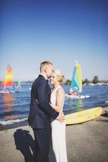 Cool Seattle Wedding by Claire Eliza Photography 58