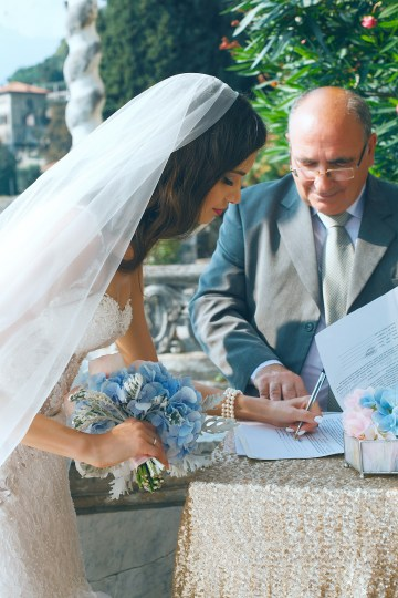 Destination Wedding in Lake Como by Orlova Maria and WeddItaly 10