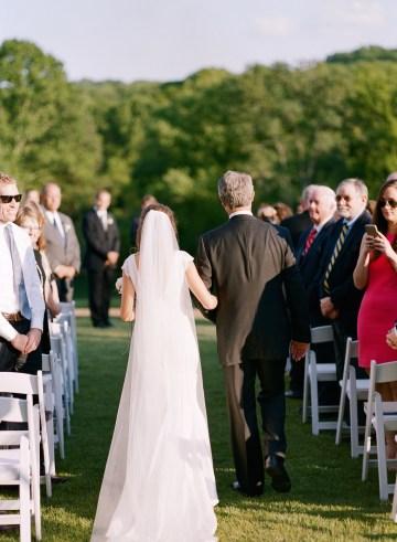 Preppy & Patriotic Wedding by Jamie Clayton and Fete Nashville 29