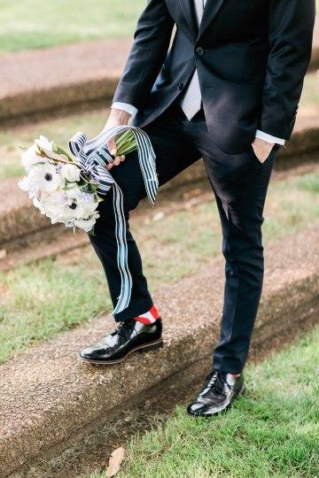 Preppy & Patriotic Wedding by Jamie Clayton and Fete Nashville 36