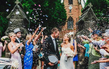 6 Ways to Add a Quintessentially British Touch to your Wedding