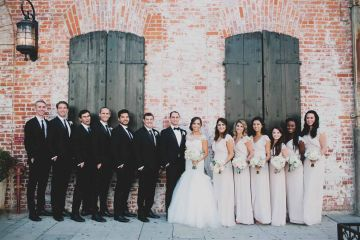 Romantic San Diego Wedding by Nicole George Events and Katie Pritchard Photography 27