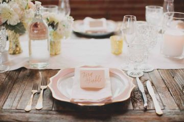 Romantic San Diego Wedding by Nicole George Events and Katie Pritchard Photography 38