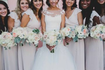 Romantic San Diego Wedding by Nicole George Events and Katie Pritchard Photography 7
