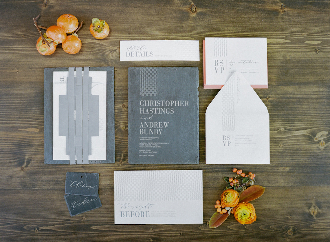 Rustic Fall Wedding Inspiration by Sylvia Gil Photography and Kate Siegel 1