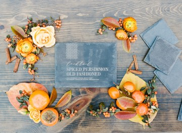 Rustic Fall Wedding Inspiration by Sylvia Gil Photography and Kate Siegel 24