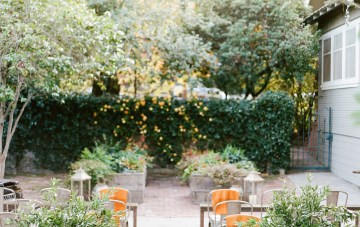 Rustic Fall Wedding Inspiration by Sylvia Gil Photography and Kate Siegel 27