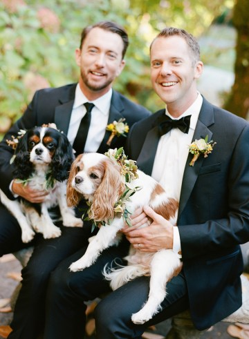 Rustic Fall Wedding Inspiration by Sylvia Gil Photography and Kate Siegel 37