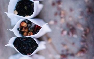 Tea Bar Wedding Inspiration by Lauren Love Photography and Cheryl Sullivan Events 20