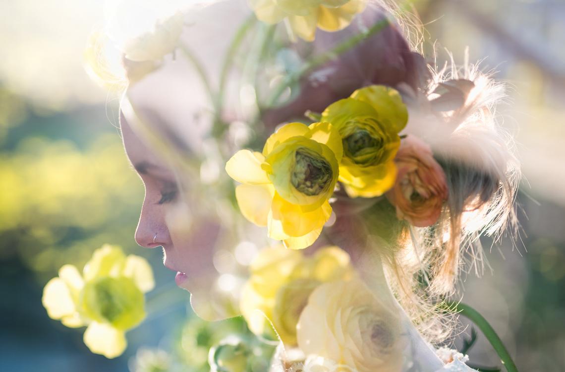 Organic Loose Leaf Tea Wedding Inspiration
